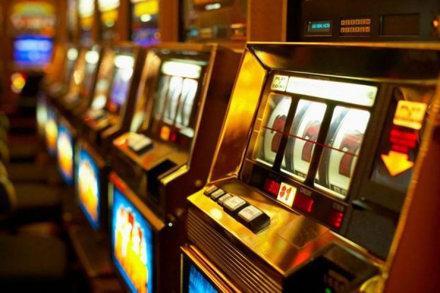 Ойын автоматтары. Фото: ©24.kz