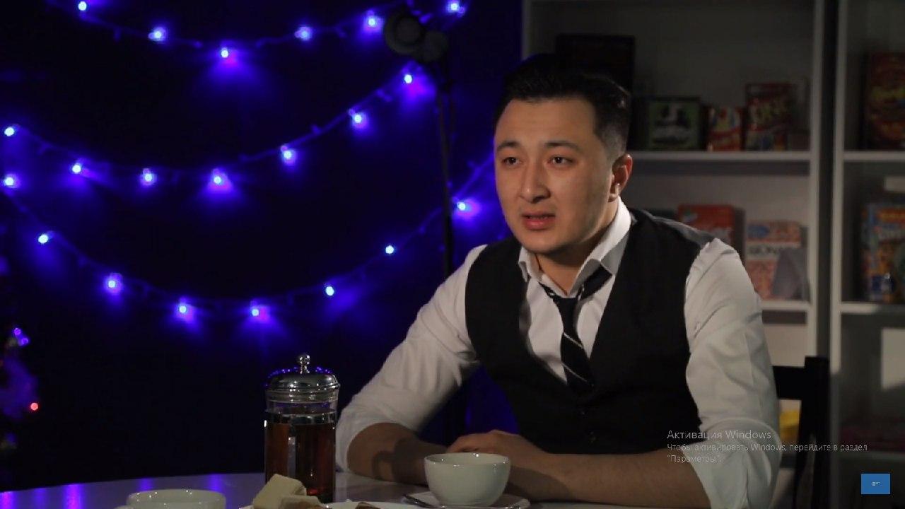 Емін-Еркін — Ақболат Өтебаев